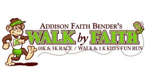 Walk by Faith 10K & 5K Race/Walk & 1K Kid's Fun Run