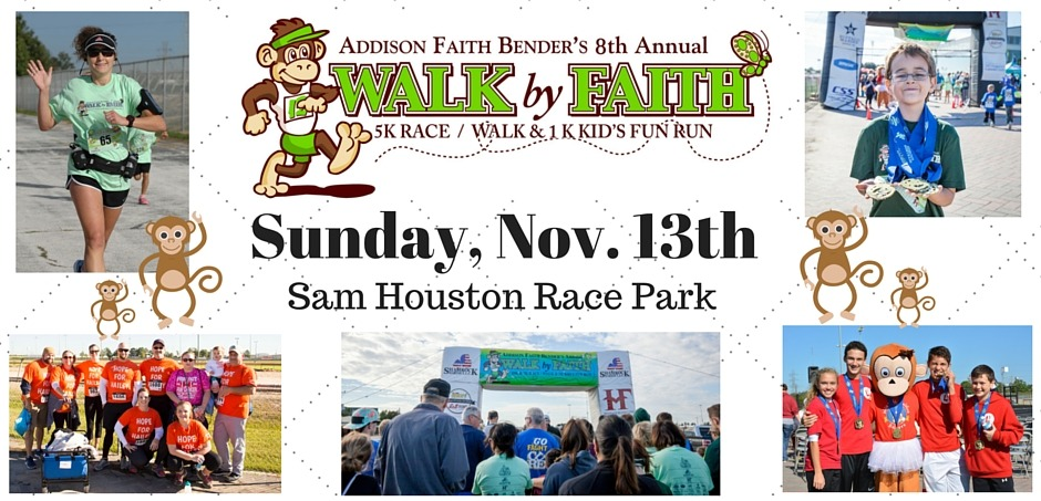 8th Annual Walk by Faith